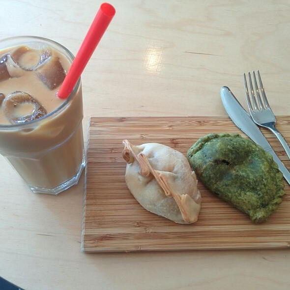 Empenadas @ Village Café