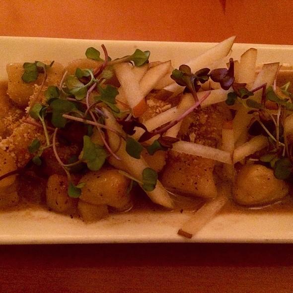 Potato Gnocci  @ Captain's Grille