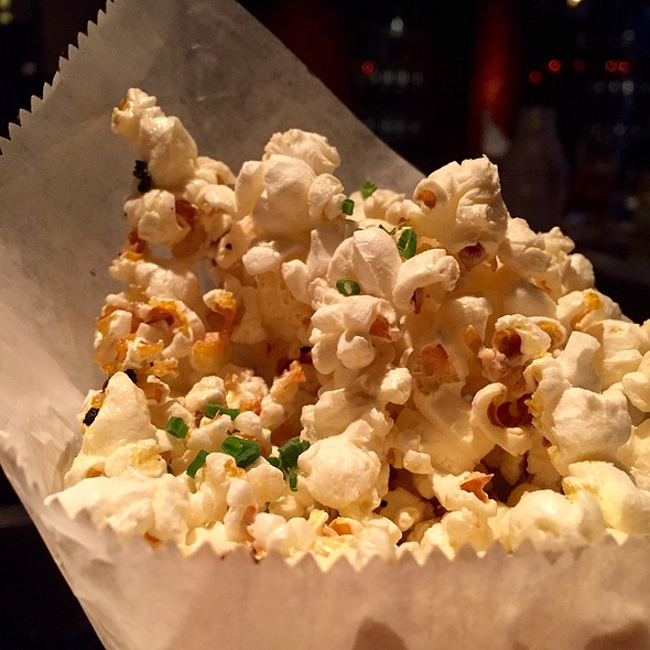 Popcorn - Bourbon Steak by Michael Mina - Miami, Aventura, FL