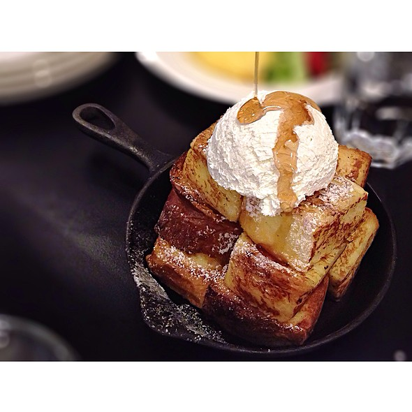 Franco French Toast @ Franco @ 1 Utama Shopping Centre
