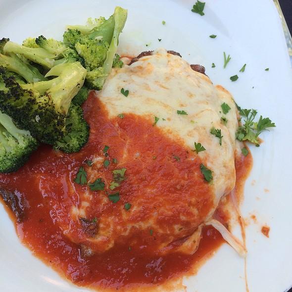 Chicken Parmigana - Café Napoli, Clayton, MO