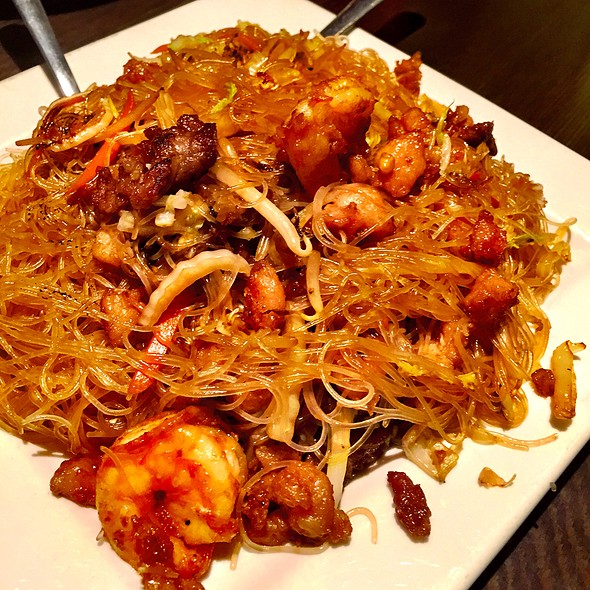 Combination Mei Fun @ Oriental Supermarket and Restaurant