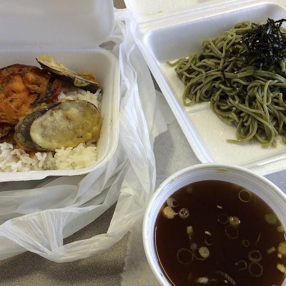 Lunch Special! @ Ezogiku