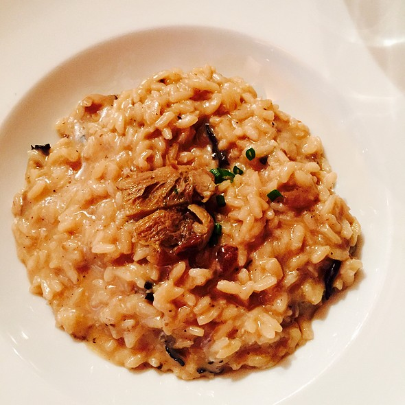 Risotto funghi @ Little Italy