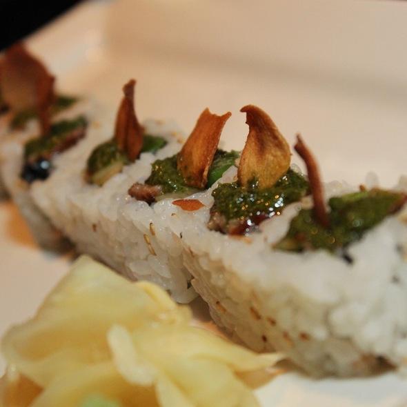 Cuban Beef Roll @ Doraku Sushi