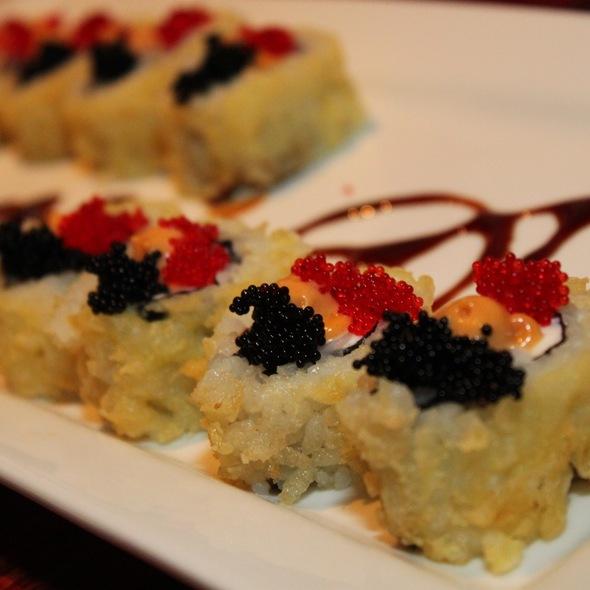 Doraku Roll @ Doraku Sushi