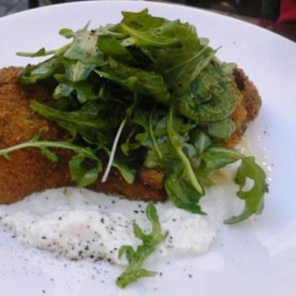 Artichoke Salad @ Otto Enoteca & Pizzeria