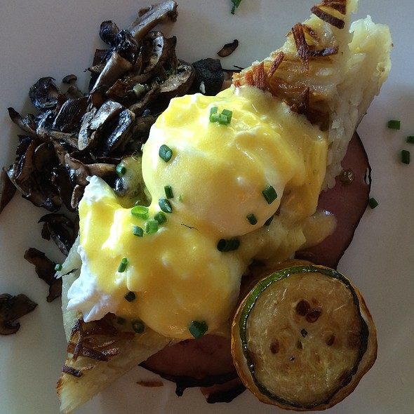 Thyme benedict - Thyme, Roslyn, NY