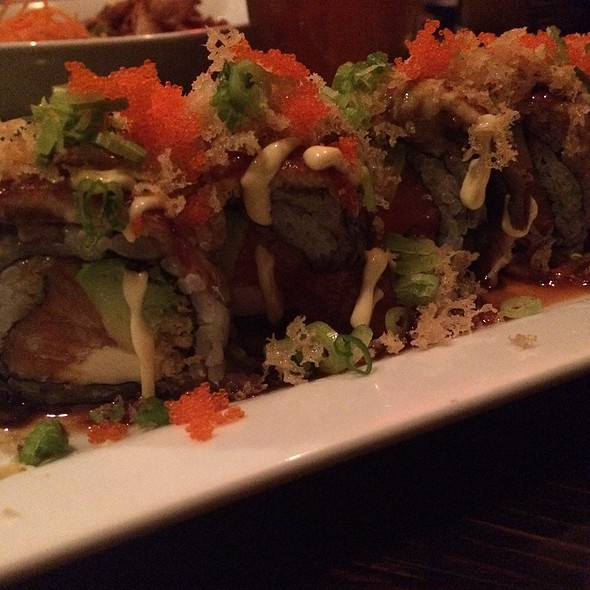 Omg (Sushi Roll)