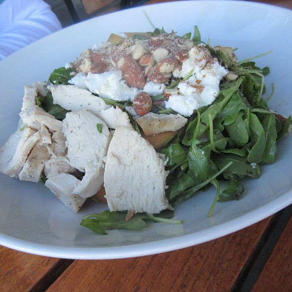 Chicken Arugula @ The Plant Cafe Organic