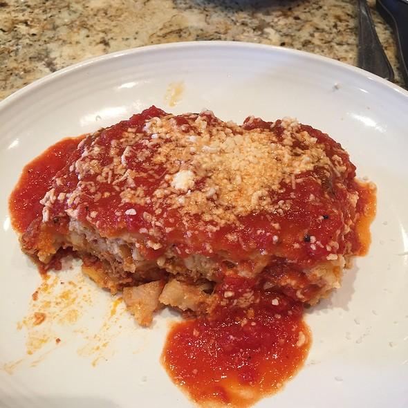 lasagna @ Carrabba's Italian Grill