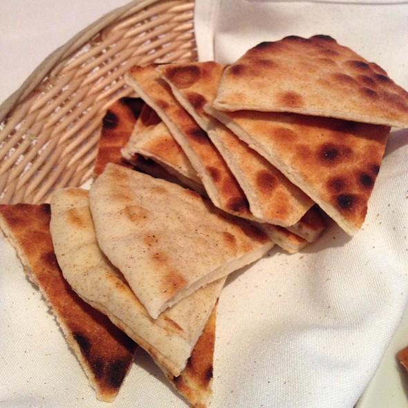 Pita Bread @ Istanbul Grill