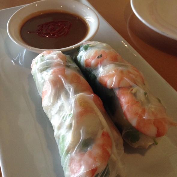 Spring Rolls @ 45 Mint Vietnamese Bistro