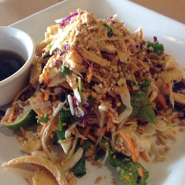 tofu salad @ 45 Mint Vietnamese Bistro