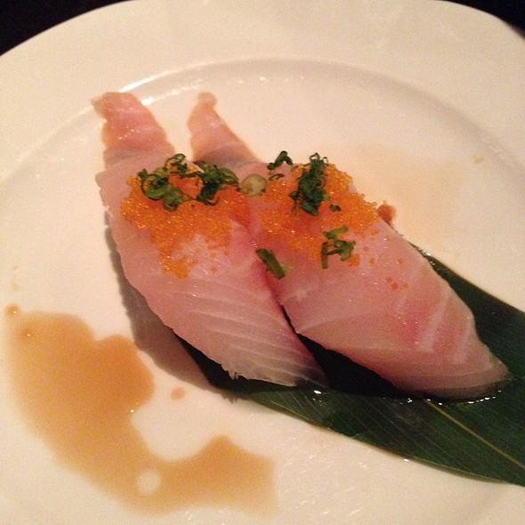 Snapper @ Sushi Domo