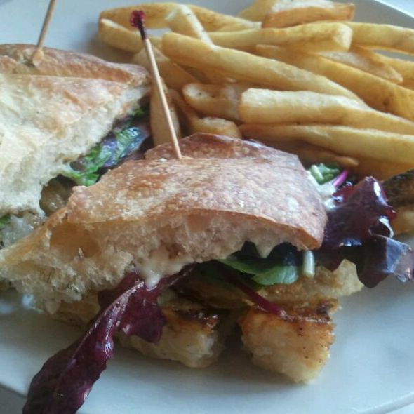 BLT @ Vic & Ike's An American Bistro