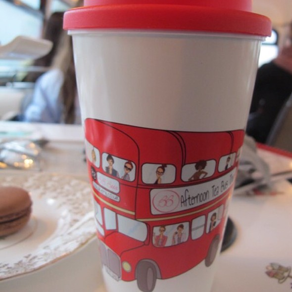 Bus Tea Tour @ Bb Bakery Afternoon Tea