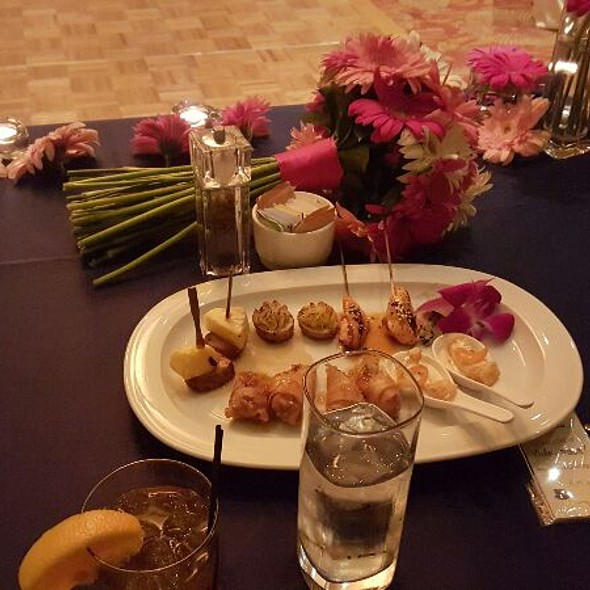 Wedding Appetizers - Cili, Las Vegas, NV