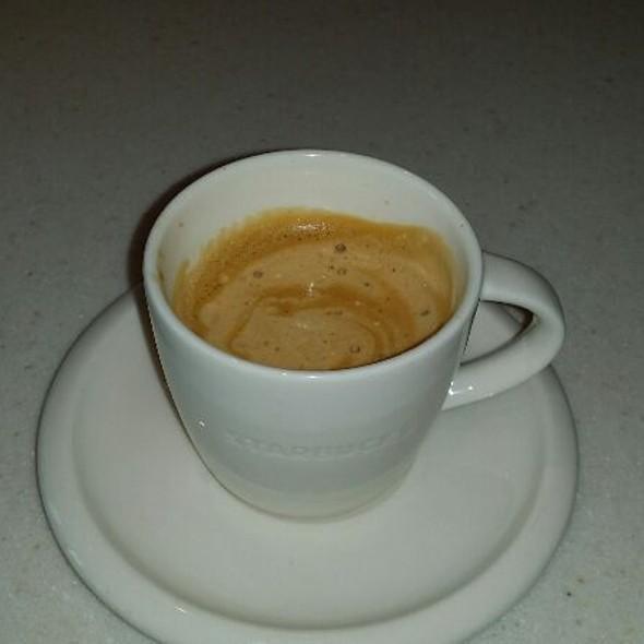 Espresso @ Starbucks