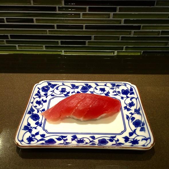 Sushi: Tuna Nigiri @ Tuna House Japanese Cuisine