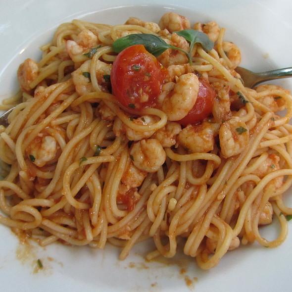 Prawn Spaghetti @ ORBIS Stobreč