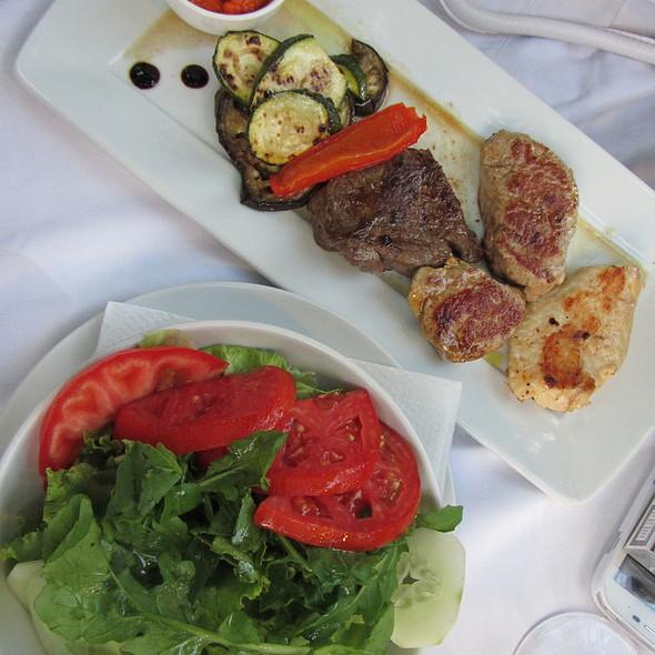 Mixed Grilled Meat Plate @ ORBIS Stobreč