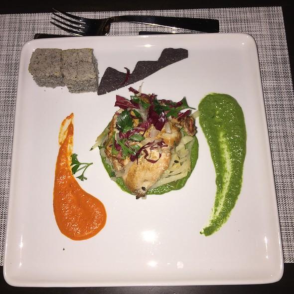 Pollo Pepitas @ Eloisa Restaurant