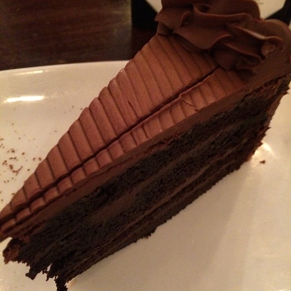Chocolate Cake - 5 Napkin Burger - Upper West Side, New York, NY