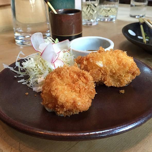 Kurimu Corn Korokke @ Izakaya Rintaro