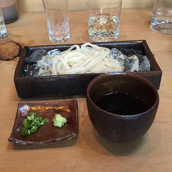 Zaru Udon @ Izakaya Rintaro