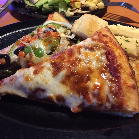 Pizzas @ Shakey's Pizza Parlor