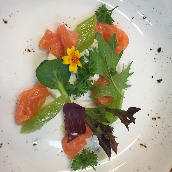 Salmon @ La Banca Berlin