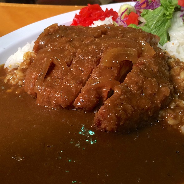 Pork Cutlet Curry @ Miyabi-Tei (Mitsuwa Marketplace)