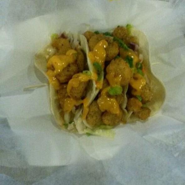 Kicking Shrimp Tacos