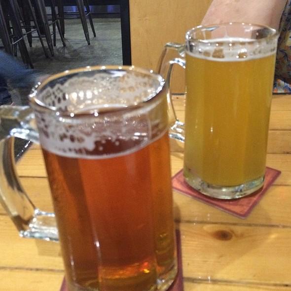 Beers @ G Burger