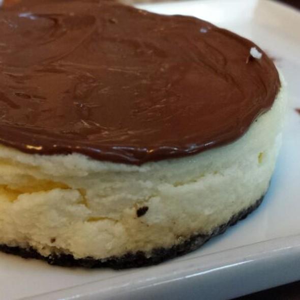 Cheescake With Nutella @ Amika Coffeehouse