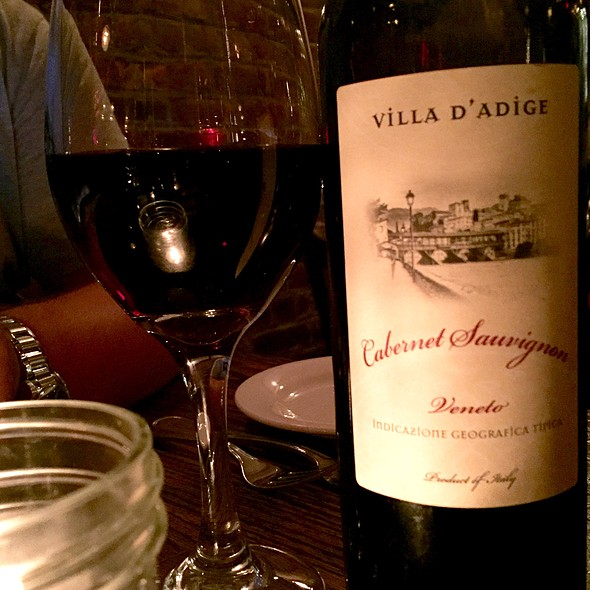 Villa D'adige Red Wine - Monte's, Brooklyn, NY