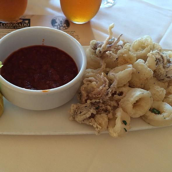 Calamari Fritti - Maretalia Ristorante, Coronado, CA