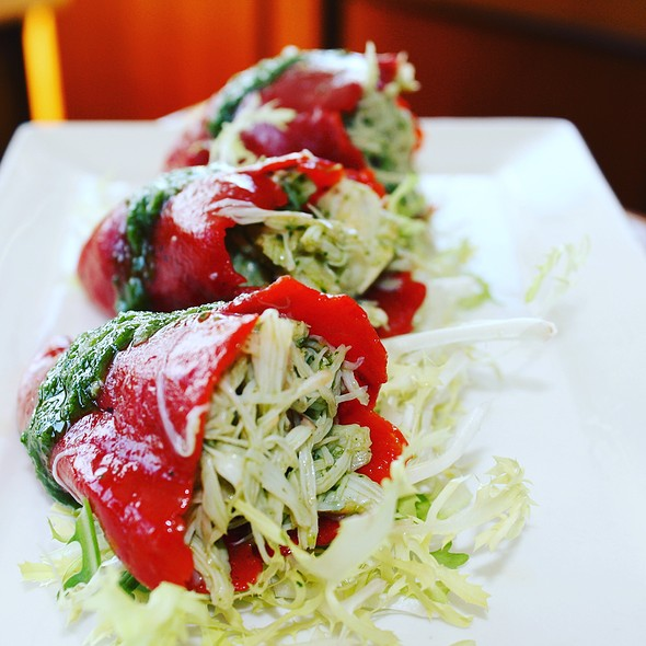 Crab Stuffed Piquillo Peppers - Top of the Market - San Mateo, San Mateo, CA