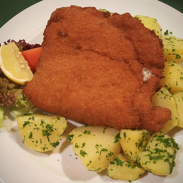 Cordon Bleu @ Gösser Schlössl Wien Brauerei & Restaurant