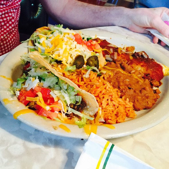 Daves Fave @ Chuys