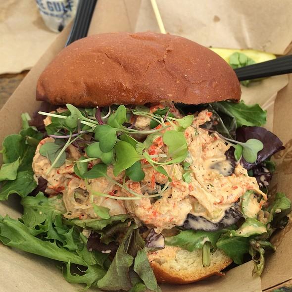Crawfish Sandwich