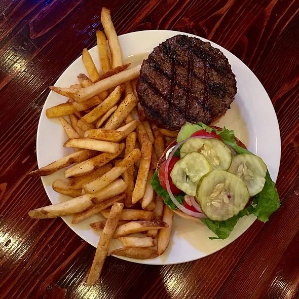 Bob's Burger (Gluten-Free) @ California Burger Co.