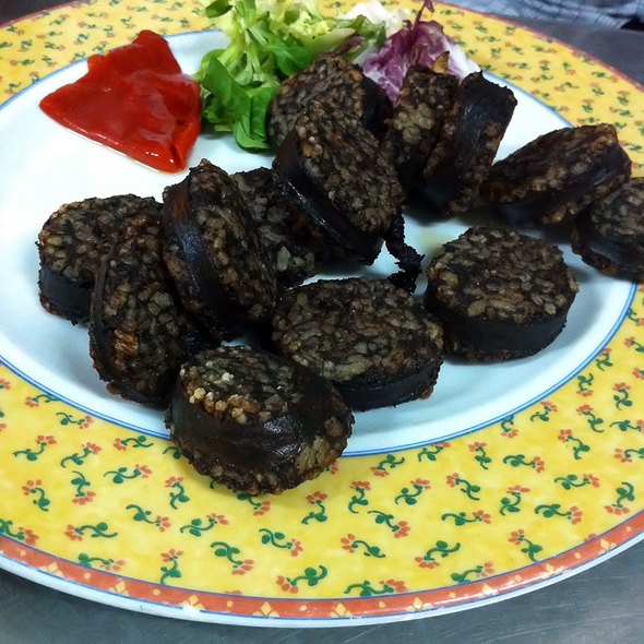 Black Pudding @ El Urogallo