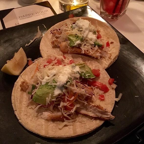 fish tacos @ Chart House