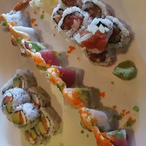 Various Sushi Rolls @ Ronin Sushi & Bar