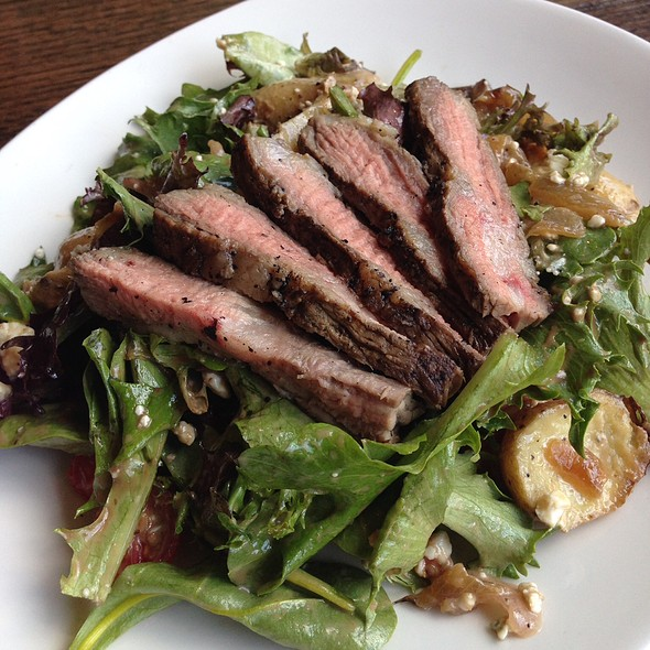 Steak Salad @ Mod Market