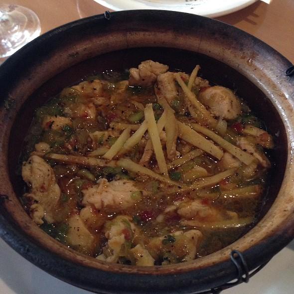 Ginger Chicken @ 45 Mint Vietnamese Bistro
