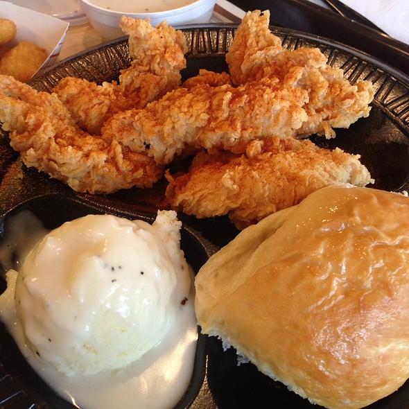 Chicken Tenders Combo @ Golden Chick