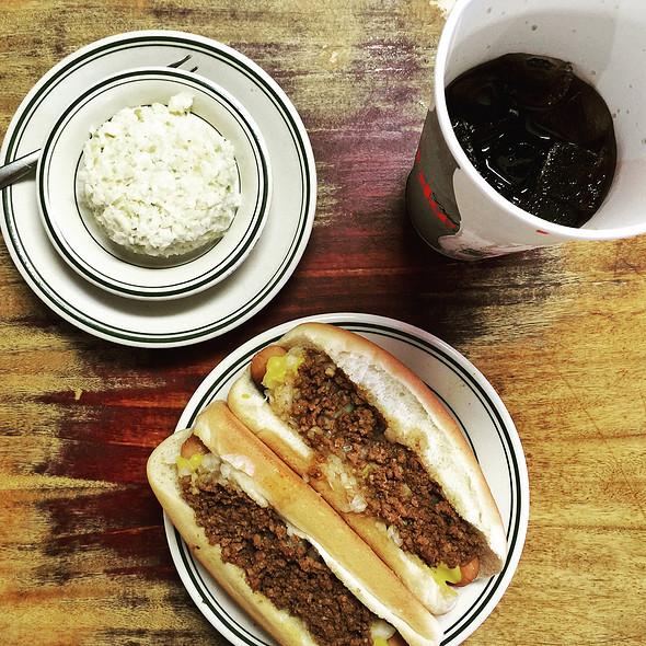 Coney Dog @ Coney Island Sandwich Shop